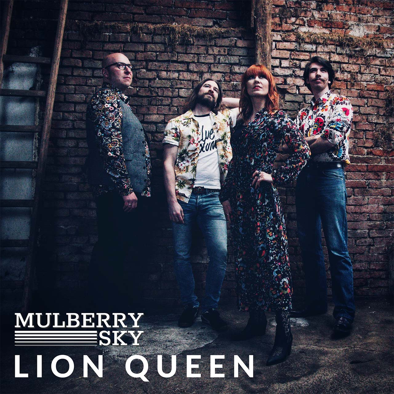 Mulberry Sky - Lion Queen